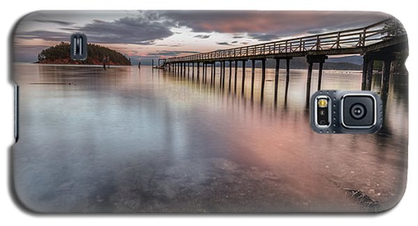 Sunset - Mayne Island Galaxy S5 Case