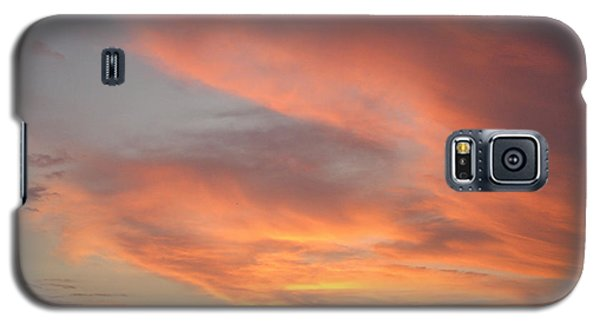 Sunset 1 Galaxy S5 Case by Karen Nicholson