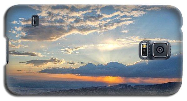 Sunset 101 Galaxy S5 Case