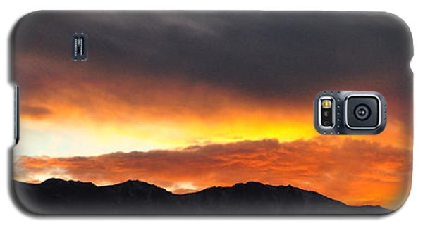Sunset 12521 Galaxy S5 Case