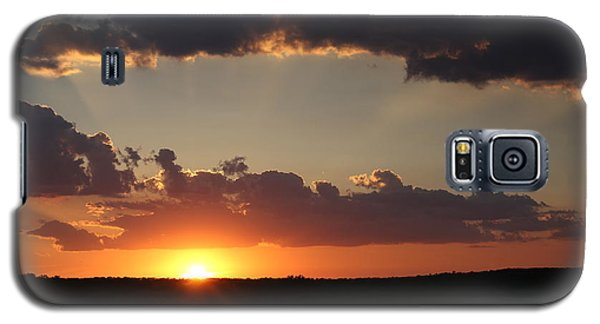 Galaxy S5 Case featuring the photograph Sunset 2 by Elizabeth Budd
