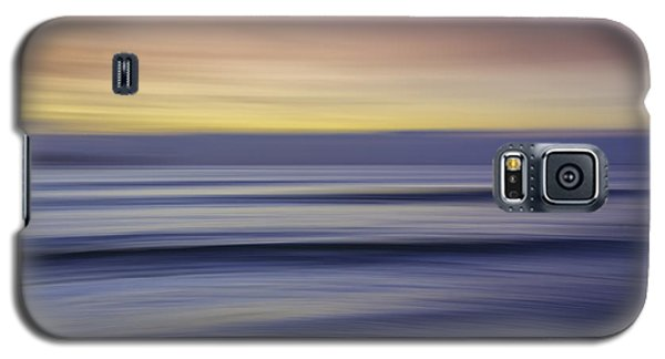 Sunset Abstract Galaxy S5 Case