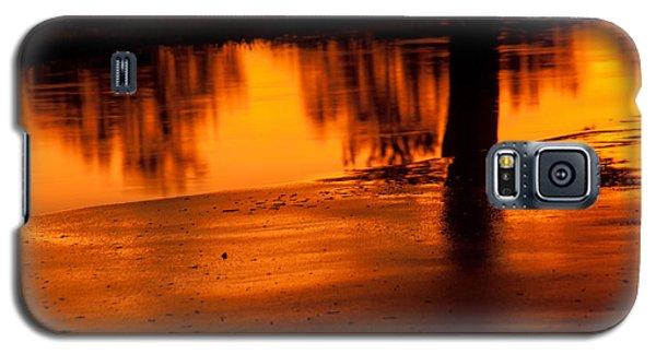 Sunset After Rain Galaxy S5 Case