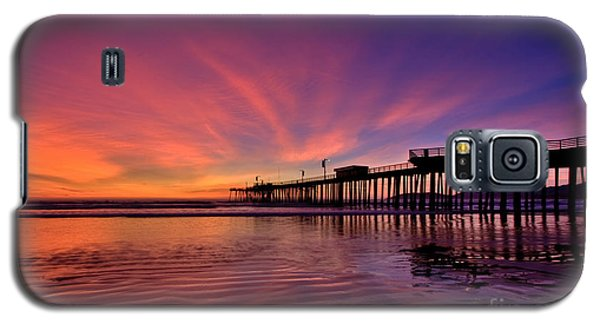 Sunset Afterglow Galaxy S5 Case