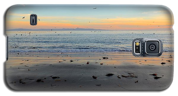Galaxy S5 Case featuring the photograph Sunset by Alex King