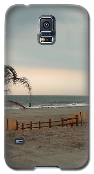 Sunset At Atlantic City Galaxy S5 Case by Margie Avellino