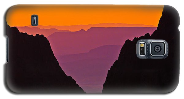 Sunset At Big Bend Galaxy S5 Case