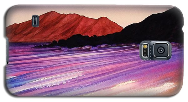 Sunset At Black Rock Maui Galaxy S5 Case