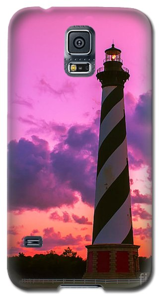 Sunset At Cape Hatteras Vertical  Galaxy S5 Case
