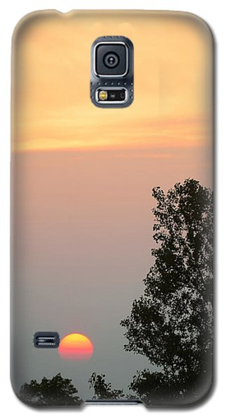 Sunset At Forks Of The Credit Park Galaxy S5 Case