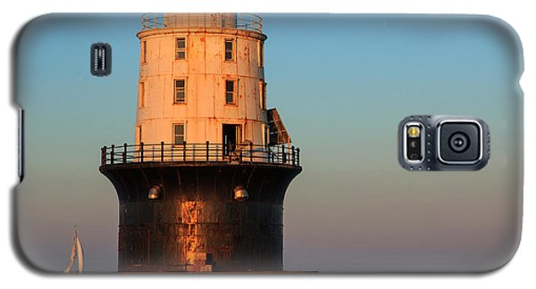 Golden Sunset In Lewes Galaxy S5 Case
