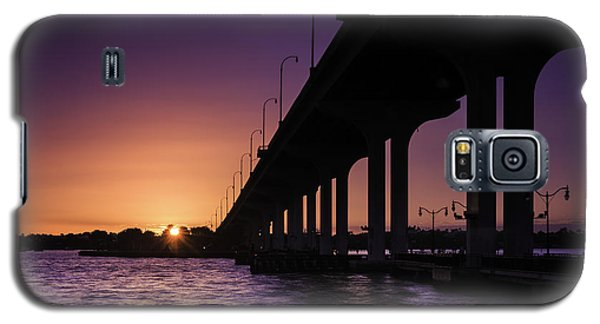 Sunset At Jensen Beach Galaxy S5 Case