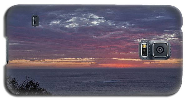 Galaxy S5 Case featuring the digital art Sunset At Margaret River by Serene Maisey