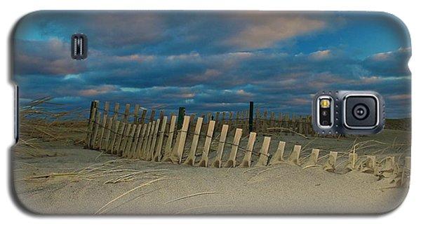 Sunset At Nauset Beach Cape Cod Galaxy S5 Case