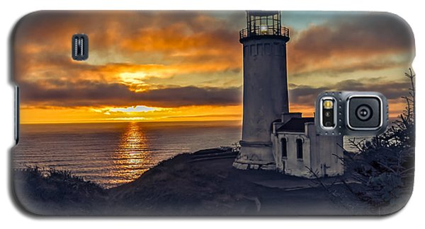 Sunset At North Head Galaxy S5 Case by Robert Bales