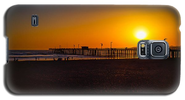 Sunset At Pismo Galaxy S5 Case