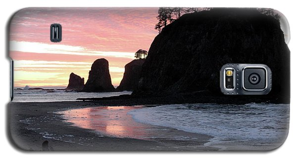 Sunset At Rialto Beach 1 Galaxy S5 Case