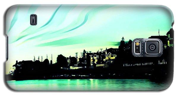 Sunset At Richmond Beach Washington Galaxy S5 Case by Eddie Eastwood