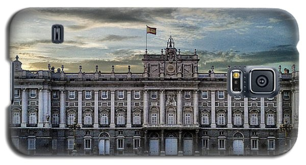 Sunset At Royal Palace Galaxy S5 Case