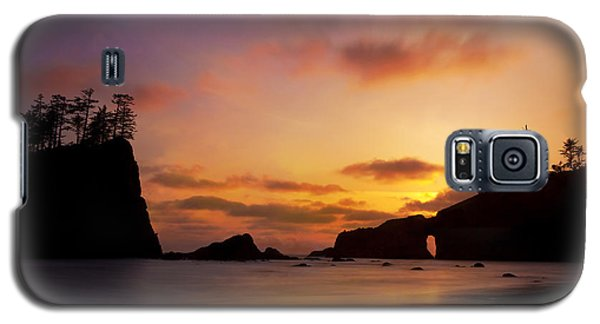 Sunset At Second Beach Galaxy S5 Case