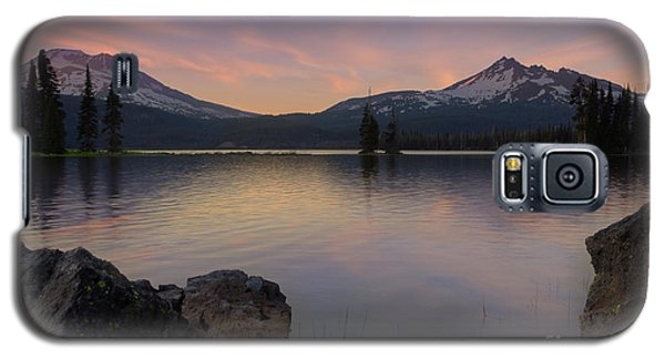 Sunset At Sparks Lake Galaxy S5 Case