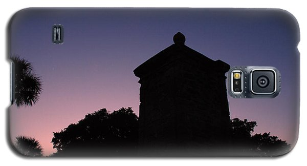 Sunset At The Gate Galaxy S5 Case