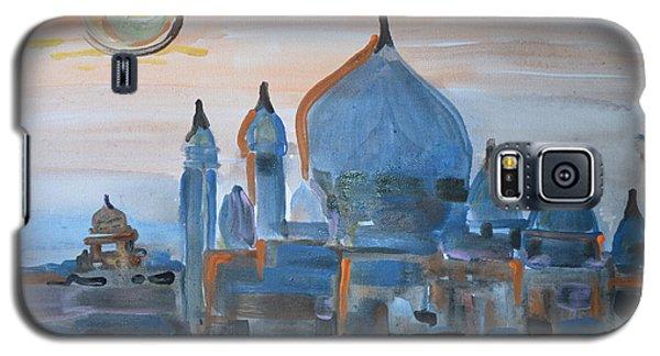 Sunset At The Taj Galaxy S5 Case by Vikram Singh