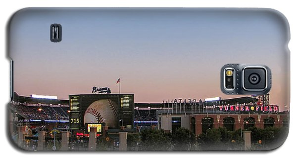 Sunset At Turner Field Galaxy S5 Case