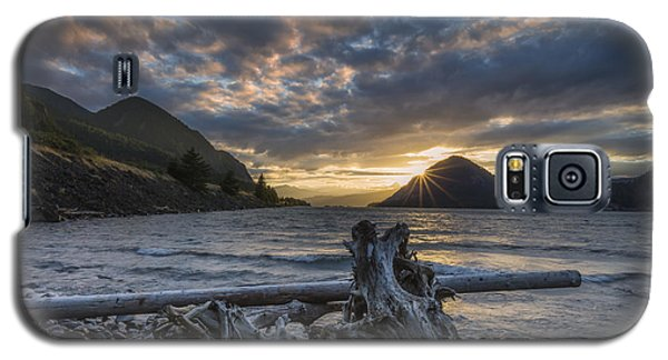 Sunset At Wind Mountain Galaxy S5 Case