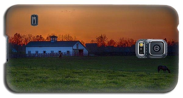 Walmac Farm Ky  Galaxy S5 Case
