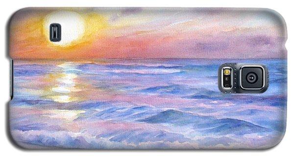 Sunset Beach Hawaii Seascape  Galaxy S5 Case
