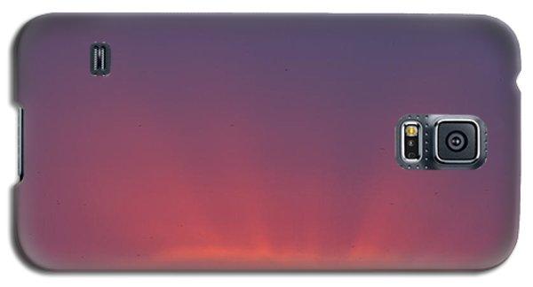 Sunset Beams Galaxy S5 Case