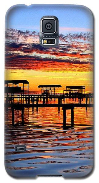 Sunset Breeze Galaxy S5 Case
