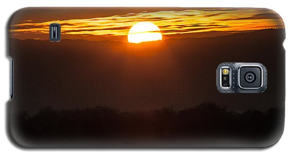 Galaxy S5 Case featuring the photograph Sunset by Brian Williamson
