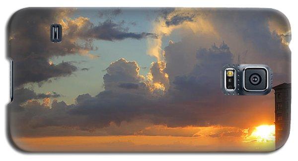 Sunset Shower Sarasota Galaxy S5 Case