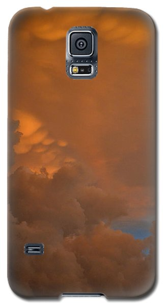 Galaxy S5 Case featuring the photograph Sunset Colors 2  by Lyle Crump