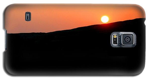 Sunset Galaxy S5 Case by Craig B