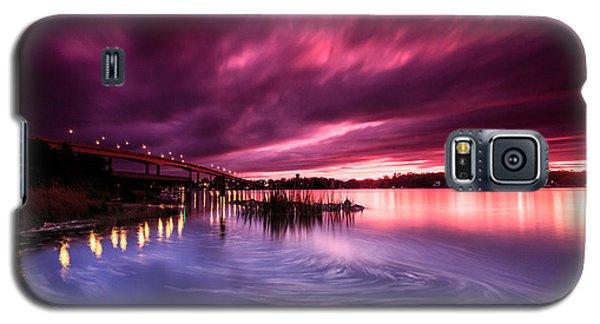 Sunset Drift Galaxy S5 Case