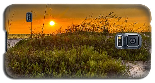 Sunset Dunes Galaxy S5 Case by Marvin Spates
