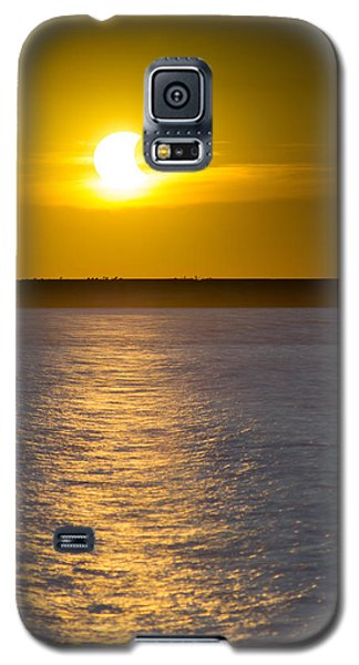 Sunset Eclipse Galaxy S5 Case