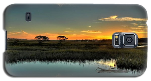 Sunset Galaxy S5 Case by Ed Roberts