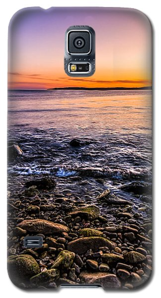 Sunset Photos Elgol Isle Of Skye Galaxy S5 Case