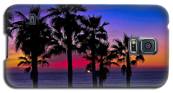 Sunset From The Ocean Park Inn Galaxy S5 Case