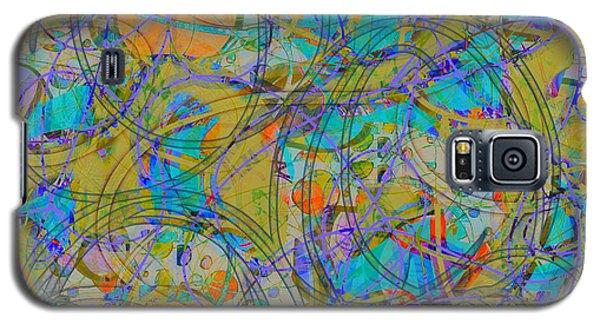 Sunset Galaxy S5 Case by Gabrielle Schertz