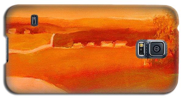 Sunset Glow Galaxy S5 Case