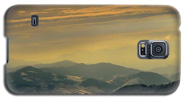 Sunset Glow Galaxy S5 Case by Kae Cheatham