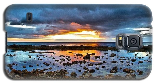 Ignation Galaxy S5 Case - #sunset #ignation #igtube #instalike by Brian Governale