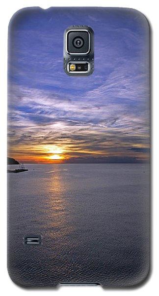 Sunset In Adriatic Galaxy S5 Case