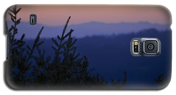 Sunset In California Galaxy S5 Case by Alex King