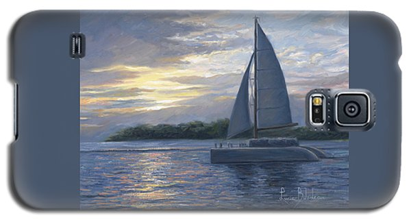 Sunset In Key West Galaxy S5 Case